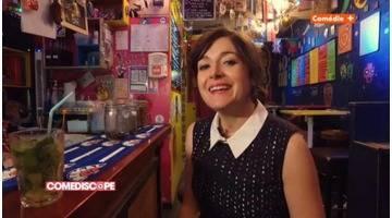 Céline Groussard dans Comediscope