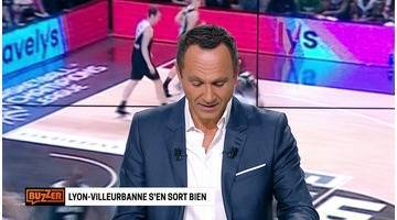 Basket - Buzzer #11 avec Alain Weisz