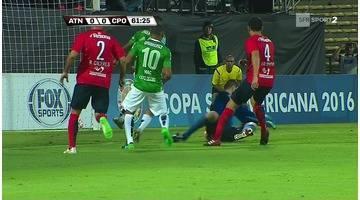 Football - Copa Sudamericana - L'Atletico Nacional en finale