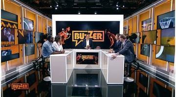 Basket - Buzzer #7 avec Steed Tchicamboud