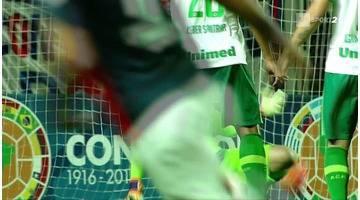Copa Sudamericana - 1/2 aller - Match nul entre San Lorenzo et Chapecoense