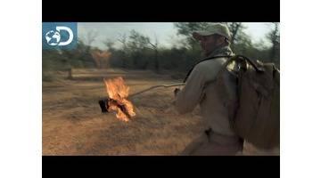 Un incendie pour diversion : Lone Target