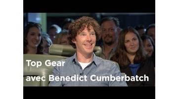 Top Gear avec Benedict Cumberbatch