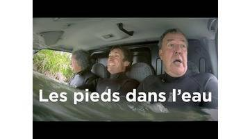 Les pieds dans l'eau : Top Gear