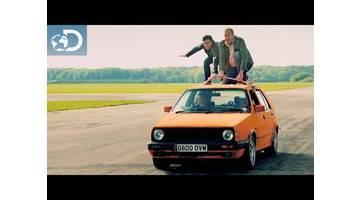 Top Gear et les cascades de voitures