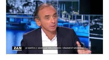 Zemmour & Naulleau : Jean-Luc Mélenchon se veut un homme politique moderne