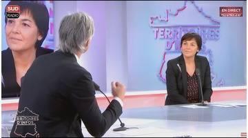 Invitée : Annick Girardin - Territoires d'infos - Le best of (01/02/2017)