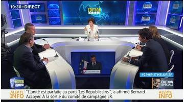 Ce qu'il faut retenir de la conférence de presse de François Fillon (2/2)