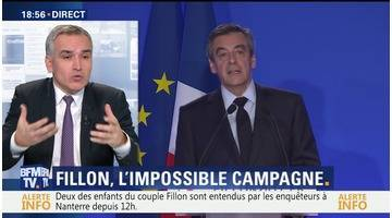 François Fillon face à l'impossible campagne
