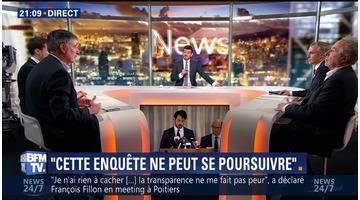 Affaire Fillon: Le parquet financier doit-il se dessaisir de l'enquête ?
