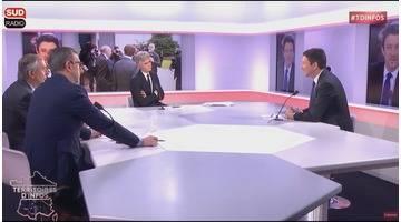 Invitée : Benjamin Griveaux - Territoires d'infos - Le best of (13/02/2017)