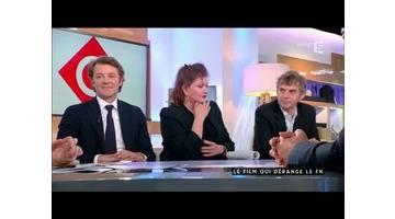 Lucas Belvaux et Catherine Jacob - C à vous - 15/02/2017