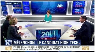 Présidentielle 2017: Jean-Luc Mélenchon chiffre son programme