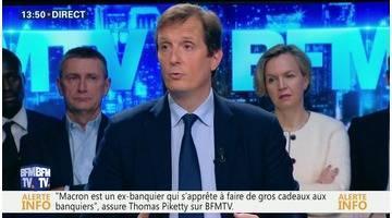 """Jérôme Chartier Face aux Français: """"Un projet c'est quelque chose qui doit s'enrichir au contact des Français, et c'est ce qu'a fait François Fillon ces dernières années"""""""