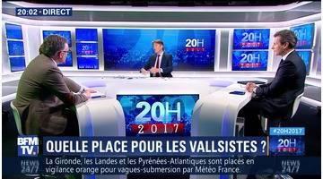 Présidentielle: Quelle place pour les Vallsistes ?