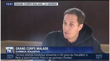 Grand Corps Malade, la genèse