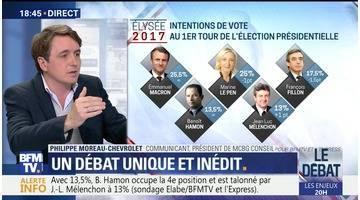 Présidentielle: 5 candidats dans l'arène pour un débat unique et inédit (2/2)