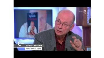 """Boris Cyrulnik, les attentats """"un trauma collectif"""" - C à vous - 21/01/2015"""
