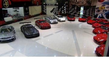 Exclusive : Discovering the Sultan Al Nahyan's supercars collection