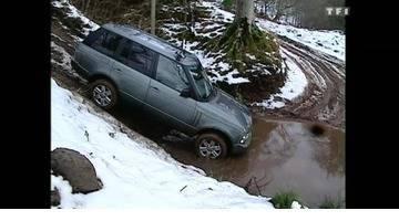 Essai Vidéo : Range Rover (Automoto 17 février 2002)