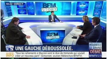 Le soutien de Manuel Valls à Emmanuel Macron signe-t-il la fin du PS ?