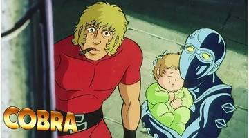 Cobra en HD - La révolte des robots - Episode 24