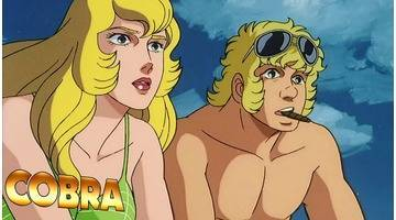 Cobra en HD - Menaces sous la mer - Episode 23