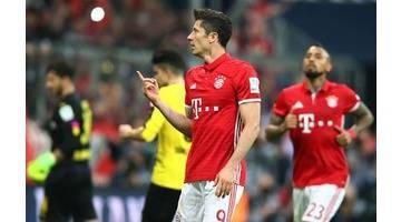 Bundesliga : Le Bayern Munich met Dortmund K.O. !