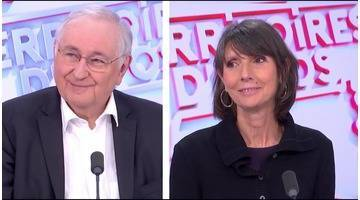 Jacques Cheminade, Christine Poupin - Territoires d'infos (19/04/2017)