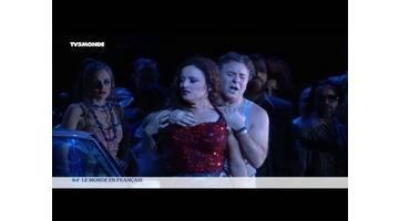 "Opéra: ""Carmen"", prends garde à elle!"