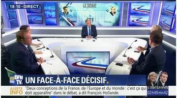 Débat Macron-Le Pen: un face-à-face décisif (3/4)