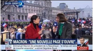 Présidentielle 2017, 2nd tour : la soirée électorale de BFMTV (3/8)