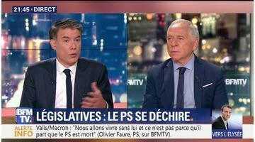 Législatives: Emmanuel Macron va-t-il accepter Manuel Valls ?