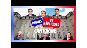 Piques et répliques de la campagne - C à vous - 09/05/2017