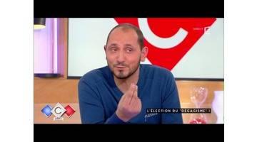 """L'élection du """"Dégagisme"""" - C à vous - 09/05/2017"""