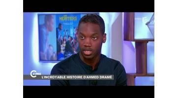 """Ahmed Dramé, la belle histoire des """"Héritiers"""" - C à vous - 27/11/2014"""