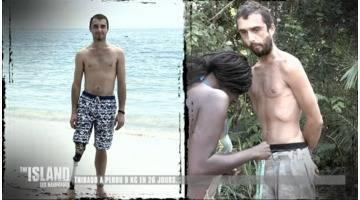 The Island : Petit point sur les organismes après 26 jours d'aventure...