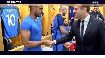 Pas vu à la télé : Les coulisses de France-Angleterre