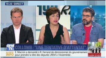 Attaque sur les Champs-Élysées: les réactions de Mohamed Sifaoui, Éric Delbecque et Frédéric Encel