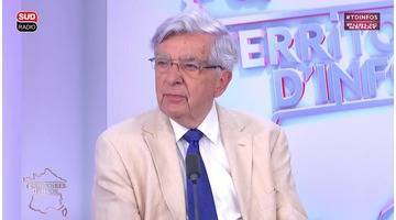 Invité : Jean-Pierre Chevènement - Territoires d'infos (22/06/2017)