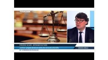 Justice: Projets de loi en série, les avocats attentifs!