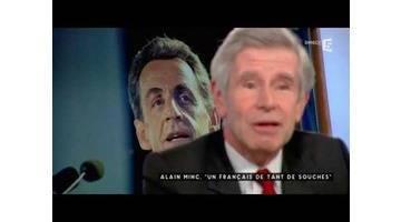 """Alain Minc est """"Un Français de tant de souches"""" C à vous - 15/10/2015"""