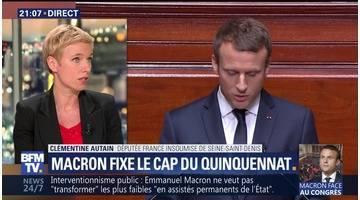 Congrès à Versailles: Emmanuel Macron a-t-il convaincu ?