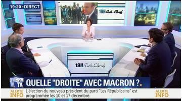 Quelle place peut occuper la droite sous le quinquennat Macron ?