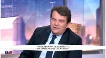 L'invité politique de 8h15 du 11 juillet 2017 : Thierry Solère, député LR - Constructifs des Hauts-de-Seine