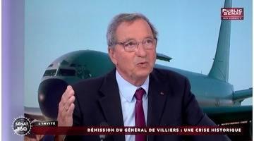 Interview de l'amiral Alain Coldefy, directeur de la revue Défense Nationale