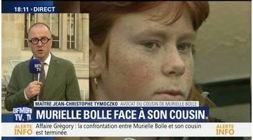 """Affaire Grégory: Le cousin de Murielle Bolle """"a pu réitérer l'ensemble de ses déclarations"""", selon Me Jean-Christophe Tymoczko"""