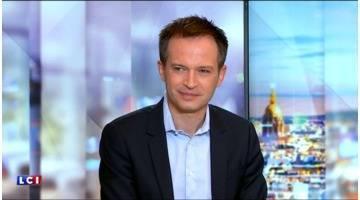 L'invité politique de 8h45 du 7 août : Pierre-Yves Bournazel, député LR de 18ème circonscription de Paris