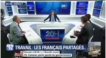 """Code du travail: la réforme créera """"des emplois"""", selon Bruno Le Maire"""
