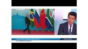 """""""Entre Pyongyang et Pékin c'est la même distance qu'entre Alger et Marseille"""" (Slimane Zeghidour)"""
